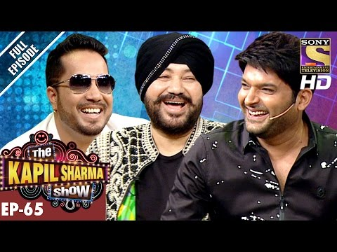 The Kapil Sharma   दी कपिल शर्मा शो Ep65Daler Mehndi & Mika In Kapil's –4th Dec 2016