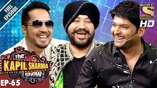 The Kapil Sharma Show दी कपिल शर्मा शो- Ep-65-daler Mehndi & Mika In Kapil's Show–4th Dec 2016