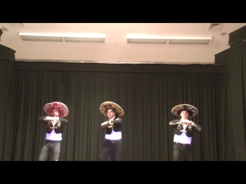 Mexican Hat Dance 2017
