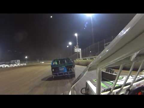 Blake Wilson In Car Camera I-30 Speedway 9-10-2016