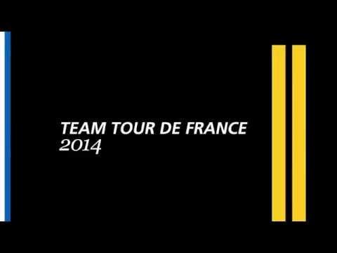 Team Giant-Shimano line-up for Le Tour de France 2014