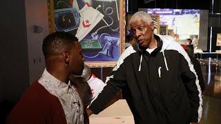 What do Dr. J, Ray Allen make of Raptors NBA Championship chances?