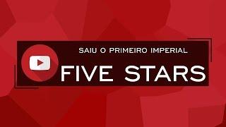 SAIU O PRIMEIRO IMPERIAL FIVE STARS DA HINODE!!!