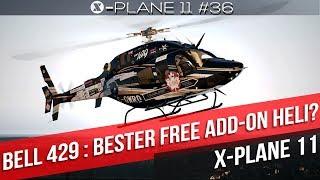 Video X-Plane 11- Bell 429 bester Free Add On Heli ?   Gameplay deutsch PC Part 36 download MP3, 3GP, MP4, WEBM, AVI, FLV April 2018