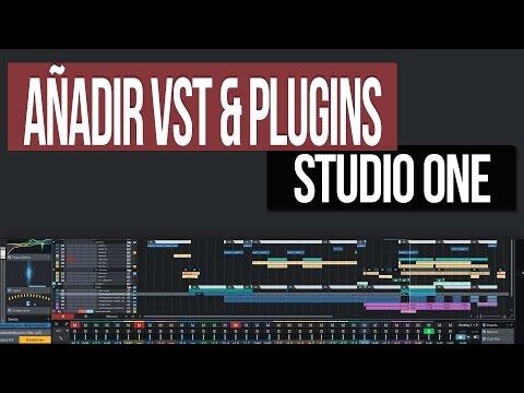 Cómo añadir #VST's & #PlugIn's | Studio One 3