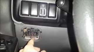 Checking Isuzu ABS Trouble Codes For Free!