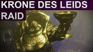 Destiny 2 Raid: Krone des Leids