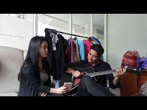 Asal Kau Bahagia (cover) - Sarah DA3 ft Guntur Triyoga