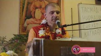 Бхагавад Гита 15.15 - Бхакти Расаяна Сагара Свами