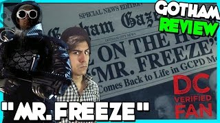 Enter Mr.Freeze & Hugo Strange! GOTHAM S2x12 REVIEW from JUICEfromtheBOX