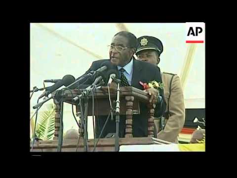 Mugabe attacks Commonwealth