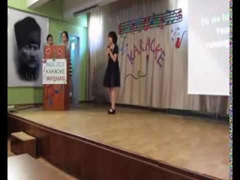 İngilizce Karaoke Yarışması