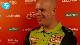 Michael van Gerwen FUMES over Nine-Darter prizepot