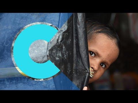 Rohingya children at risk during Myanmar refugee crisis