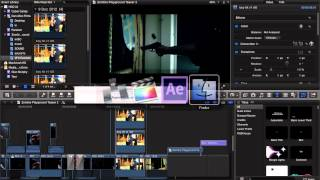 How to send clips from FCPX to Adobe After Effects / Motion 5 | Final Cut Pro X Tutorial
