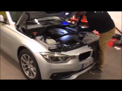 reprogrammation moteur bmw 320d digiservices bourges youtube. Black Bedroom Furniture Sets. Home Design Ideas