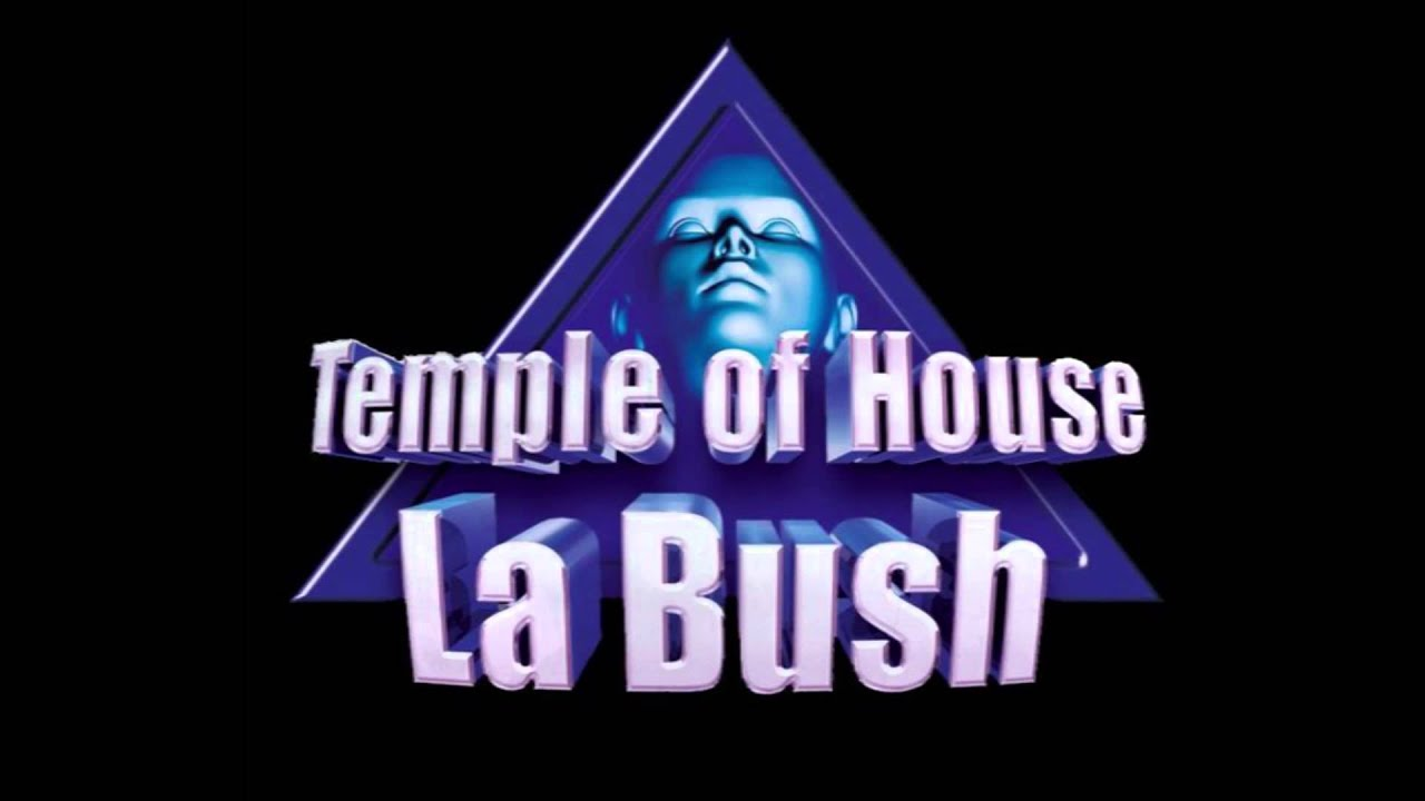 La bush music from the temple of house vol 2 1996 mixed for House music 1996