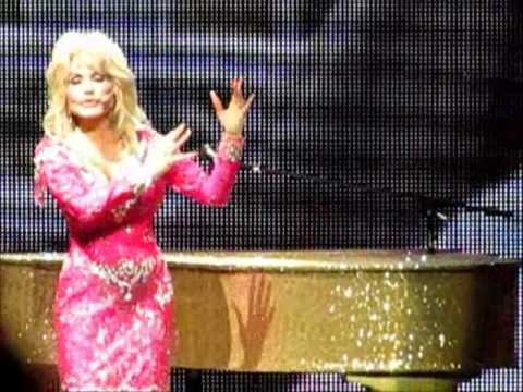 Dolly Parton - Together You & I (Durham Performing Arts Center 8/2/11 NC) Better Day Tour