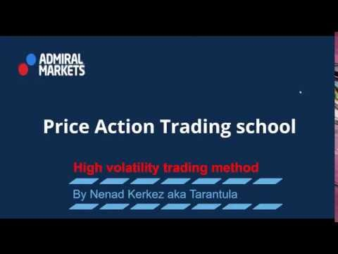 Price Action Trading  School: High volatility trading method (Sep 13,2016)