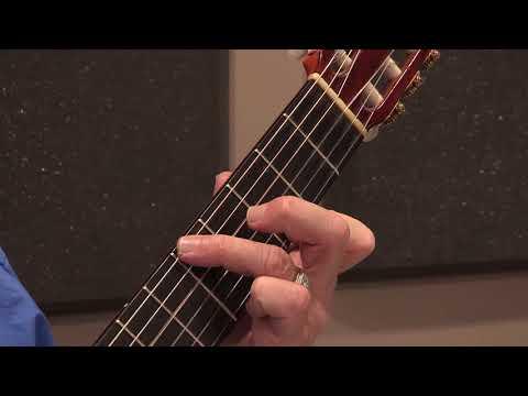 Skellig, Celtic Song by Loreena McKennitt arr. Douglas Niedt for classical guitar mp3