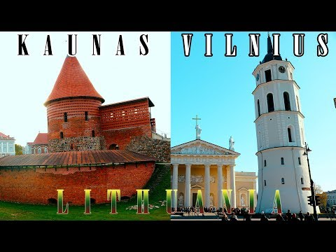Kaunas -  Vilnius | Tourist Attractions and Sightseeings | Lithuania