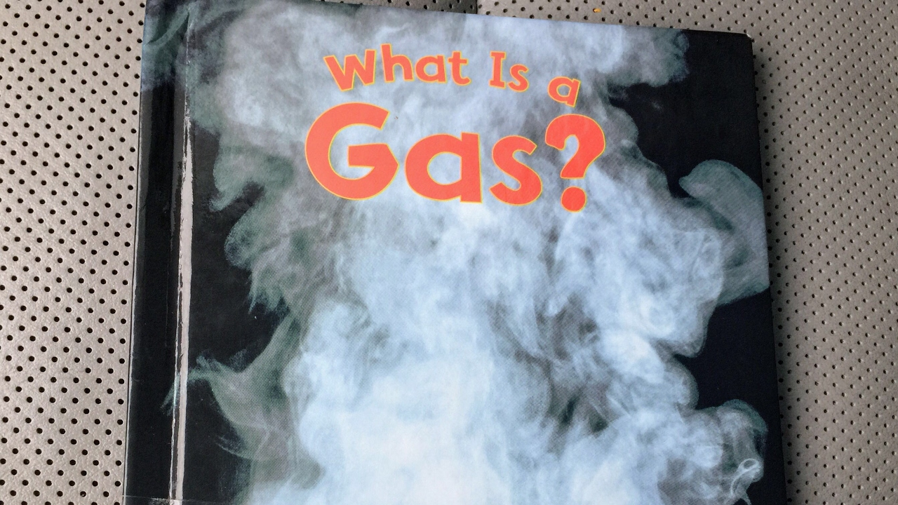 Download Read by Sophia: What is a Gas? by Jennifer Boothroyd