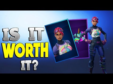 BUYING THE *NEW* LEGENDARY BRITE BOMBER OUTFIT SET! Is It Worth It? (Fortnite Battle Royale)