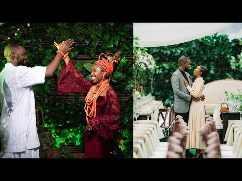 MY TRADITIONAL NIGERIAN WEDDING | BEAUTY & FITNESS ROUTINE, OUTFITS, PRE-WEDDING SHOOT