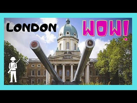 The Imperial War Museum and the 100th WW1 anniversary (London)