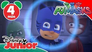 PJ Masks SuperPigiamini | Dall'episodio 49 - parte 2 - Disney Junior Italia