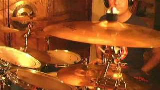 Trust  - Antisocial - Momo Drum Cover