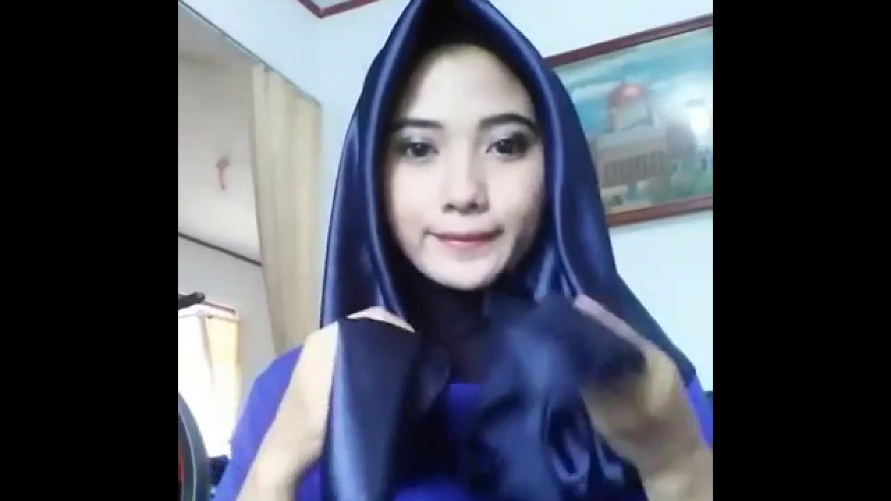 Tutorial Hijab Menggunakan Anting Anting YouTube