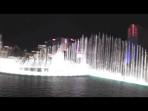 Las Vegas,Bellagio Hotel Fountain Show_Gotta Go Home