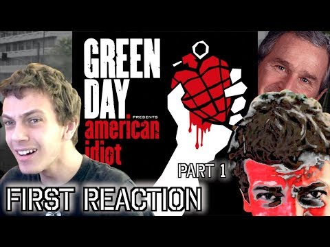 First Reaction to Green Day - American Idiot (Review + Score) PART 1 ft. ARTV