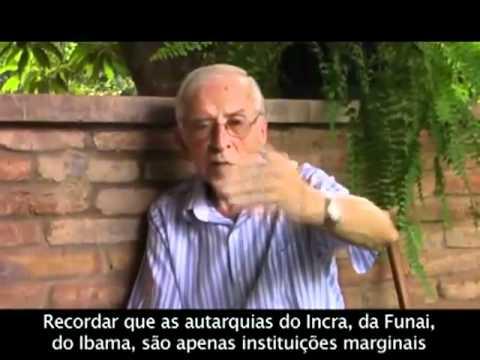Dom Pedro Casaldaliga para XIX Assembleia Geral do Cimi.mp4