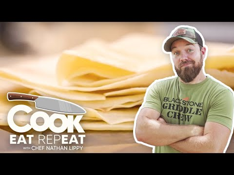 How To Make Crepes On Your Griddle | Blackstone Griddle