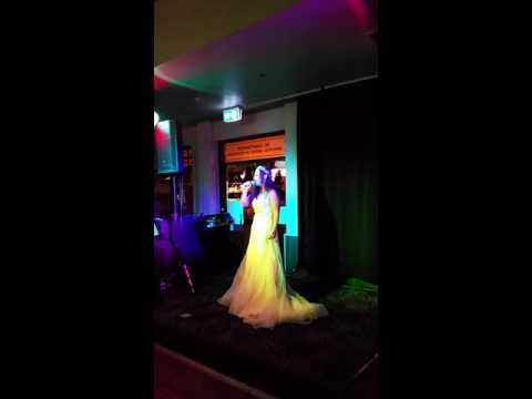 Karaoke cover The Day You Went Away - Sienna Mayfair
