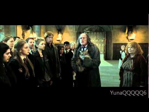 Harry Potter & The Deathly Hallows Part 2 - Voldemorts Whispering Announcements