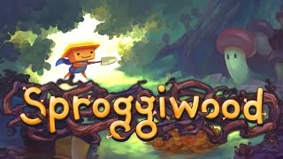 Sproggiwood by Freehold Games: iOS iPhone 5 Gameplay