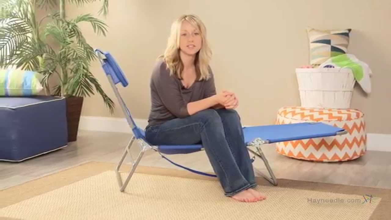 Ostrich ladies comfort chaise lounge product review for Chaise youtuber