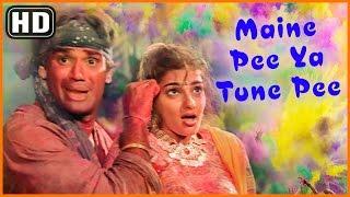 Maine Pee Ya Tune Pee - Akshay Kumar - Mamta Kulkarni - Waqt Hamara Hai - Bollywood Songs - Alka