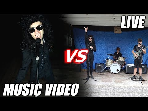 Music Video VS Live