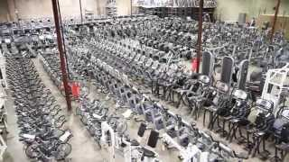 Primo Fitness - Wholesale used gym equipment