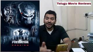 Predator 2018 Horror Movie Review In Telugu | Predator | Telugu Movies | 2018 | Review in Telugu