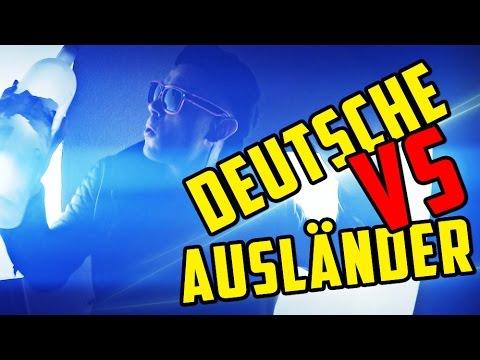 AUSLÄNDER VS DEUTSCHE - PARTY ELTERN  !