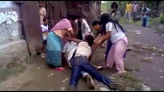 village fight in india