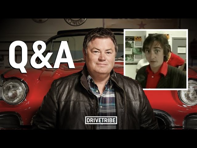 Mike Brewer remembers Richard Hammond before he was on Top Gear | Q&A