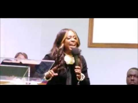 Pastor Shavon Sellers - 2019 Worker's Meeting COGIC Virginia 4th