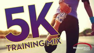 Workout Music Source // 5K Training Mix (30 Min Run-Walk Intervals)