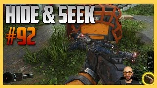 Hide & Seek #92 on Evac - Black Ops 3